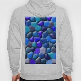 Blue Pebbles Hoody