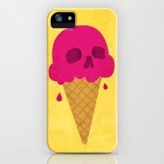 Skull Scoop. iPhone (5, 5s) Slim Case
