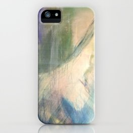 Darkness Brings Light Detail One iPhone Case