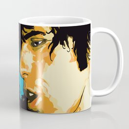 Rolling Stones Rock Album 1976 Coffee Mug