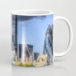 Tower Bridge And The City Coffee Mug