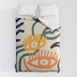 Untitled imagination Comforters