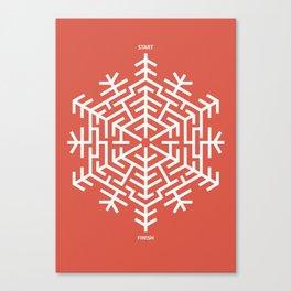 An Amazing Christmas Canvas Print