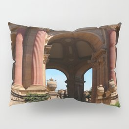 Palace of Fine Arts - Marina District Pillow Sham