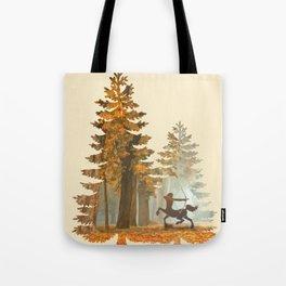 Mystic Hunt Tote Bag