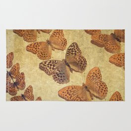 The Butterfly Collection 4 Rug