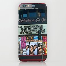 The Whisky A Go Go Slim Case iPhone 6s