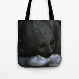 Paralyzed Tote Bag