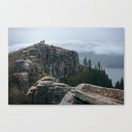 Angel's Rest Canvas Print