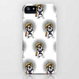 Saint Beef iPhone Case
