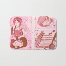 Anne of Green Gables Red Bath Mat