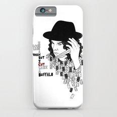 Jack White Cuts Like a Buffalo Slim Case iPhone 6s