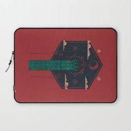 The Crimson Tower Laptop Sleeve