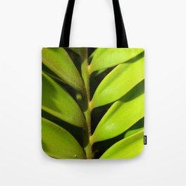 Vegetal balance Tote Bag