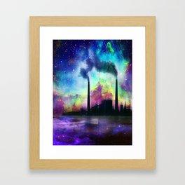 No Coast Framed Art Print