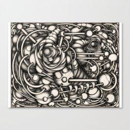 HeadAche_2 Canvas Print