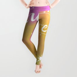 You Are My Star  Leggings