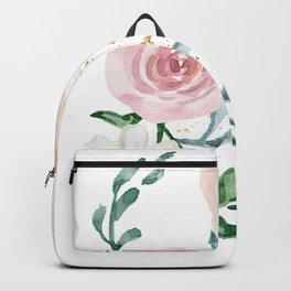 Rose Arrangement No. 1 Backpack