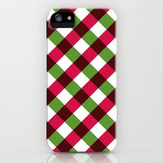 Holiday Pattern iPhone (5, 5s) Slim Case
