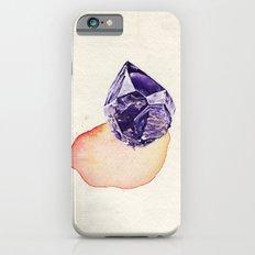 Amethyst Splash iPhone 6s Slim Case