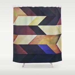 lyy & myryo Shower Curtain