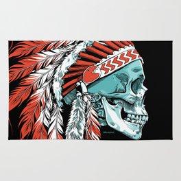 Skull Chief Rug