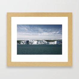 10 MILES Framed Art Print