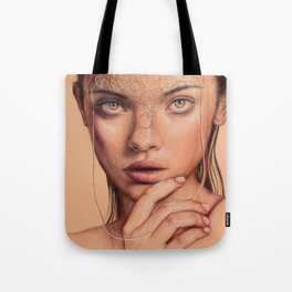 Untangle Me Tote Bag