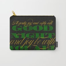 The Parting Glass Carry-All Pouch