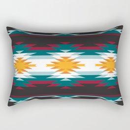 Native American Inspired Design Rectangular Pillow