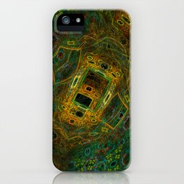 Arial Park View iPhone Case