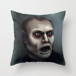 Bub Loves Music Throw Pillow