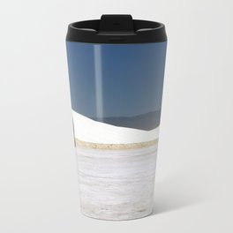 Picknick At White Sands Travel Mug