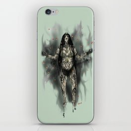 Enchantress - Suicide Squad Tribute iPhone Skin