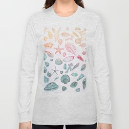 Mollusk madness Long Sleeve T-shirt