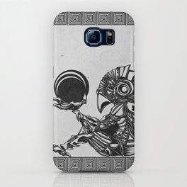 Metroid - The Chozo Geek Line Artly iPhone Case
