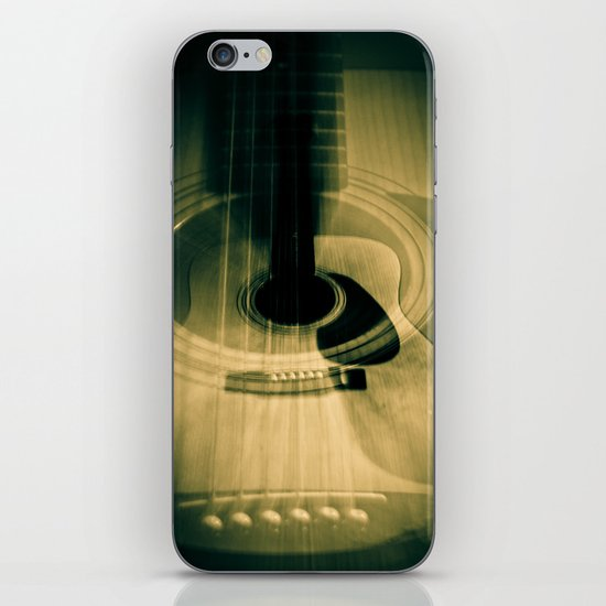 Wood Works iPhone & iPod Skin