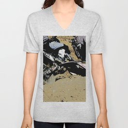Inside Move - Motocross Racers Unisex V-Neck