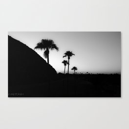PALM DESERT, CALIFORNIA Canvas Print