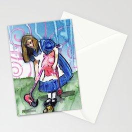 Alice II Stationery Cards