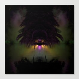 Tropical No Name Canvas Print
