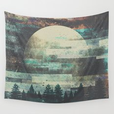 Children of the moon Wall Tapestry