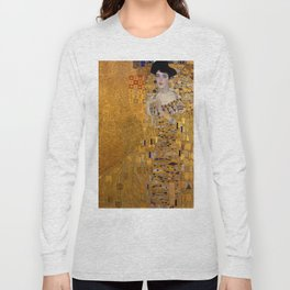 THE LADY IN GOLD - GUSTAV KLIMT Long Sleeve T-shirt