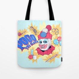 Pogo The Clown Tote Bag