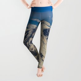 Pacific Northwest Aerial View - II Leggings
