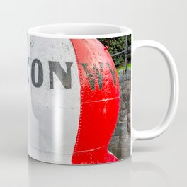 Conwy Buoy Autumn Coffee Mug