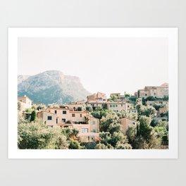 Deià - Mallorca - Travel photography Art Print