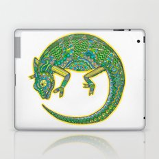 Quirky Chameleon Laptop & iPad Skin