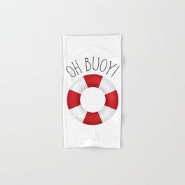 Oh Buoy! Hand & Bath Towel