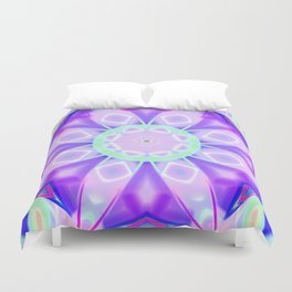 Abstract Flower AAA RR Duvet Cover